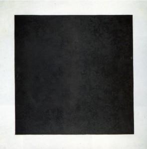Людмила Кившенко-Черный квадрат
