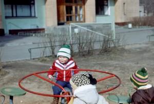 Людмила Кившенко-Дети