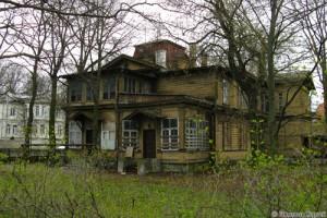 Людмила Кившенко-Старый дом
