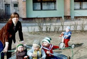 Людмила Кившенко-Годы детства помню ясно я