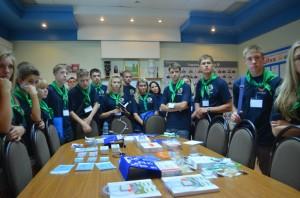 Подростки-инноваторы из летней школы InnoTeens